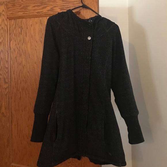 655d021b3 North face women's pseudio jacket. Black. Cozy